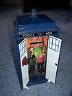 "Doctor Who – 8"" Talking, Light Up Money Box 9th Dr + Rose Tyler"