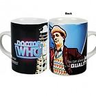 Half Moon Bay Mini Mug Dr Who Seventh Doctor