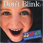 CD: Don't Blink – Parachute Express – Sealed