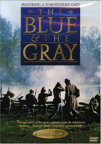 Blue & The Gray [DVD] [1981] [Region 1] [US Import] [NTSC]