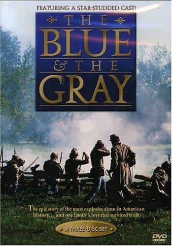 Blue & The Gray [DVD] [1981] [Region 1] [US Import] [NTSC]