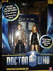 Doctor Who Christmas Adventure Set-The 11th Doctor,Tardis and Amy Pond