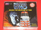 DOCTOR WHO: The Daleks Master Plan 'Part 2' (5 x BBC Audio CD's)  By John Peel
