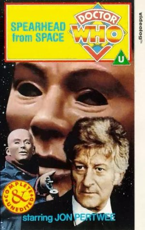 Doctor Who – Spearhead from Space [1970] [VHS] [1963]
