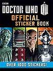 Doctor Who: Official Sticker Book SC by Dinnick, Richa