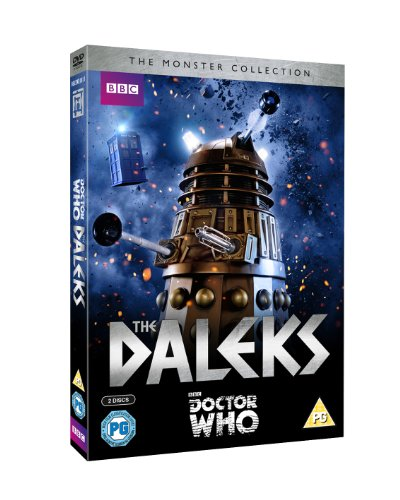 Doctor Who – The Monsters Collection: The Daleks [DVD]