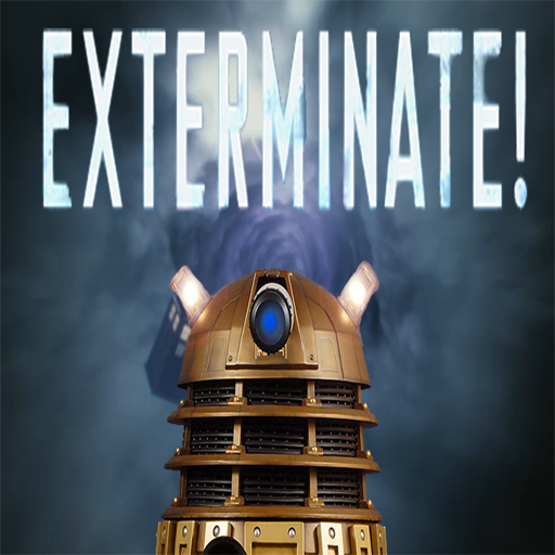 "Doctor Who's Dalek ""Exterminate!"""