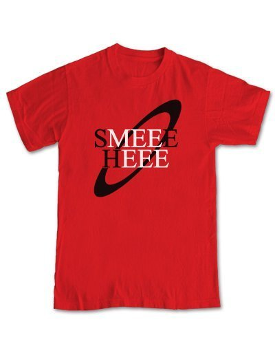 Red Dwarf 'Smee Hee' T-shirt (L – Large)