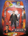 Doctor Who SDCC 2008 Exclusive – 9th Doctor in Green Shirt – Inc Top Trump Card