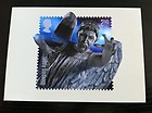 GB-2013 PHQ Card Dr Who weeping angel) Mint