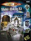 Doctor Who: 3-D Model Making Kit, BBC Hardback Book
