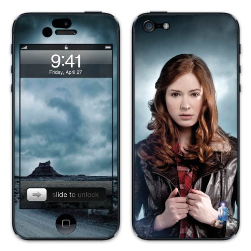 Diabloskinz Vinyl Adhesive Skin,Decal,Sticker for iPhone 5/5S – Amy Pond