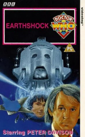 Doctor Who Earthshock [1982] [VHS] [1963]