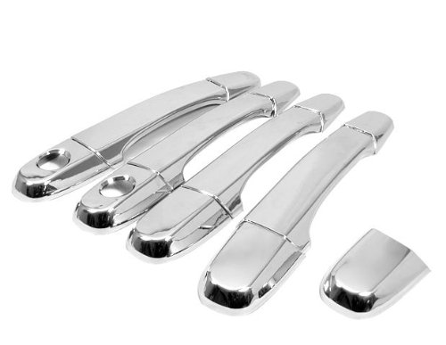 Mirror Chrome Side Door Handle Covers Trims For Lexus 98-03 RX300 01-05 IS300 98-05 IS200 Toyota 98-03 Harrier First Generation Brand New On Sale