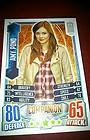 Alien Attax Dr Who 50th Anniversary. Amy Pond Companion card