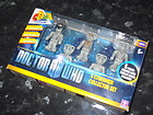 Character Building Doctor Who 5 Cybermen Collector Set BNIB