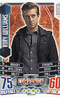 Topps Doctor Who Alien Attax 50th trading cards