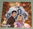 Dr Who DVD Doomsday – series 2 episode 5, David Tennant promo dvd