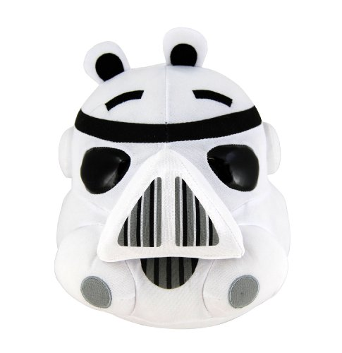 Angry Birds Star Wars 5″ Plush – Storm Trooper