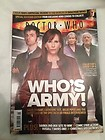 Doctor Who Magazine Issue 398 Who's Army Donna Noble Collectors Cover