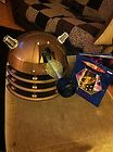 Doctor Who (dr) Dalek Helmet & Book