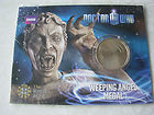 Doctor Who Royal Mint Weeping Angel Medal