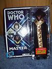"""Doctor Who – 8"""" Retro The Master Action Figure / SDCC Exclusive 2011 – New"""