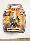 """Cyberman From Dr who time squad, 6 pieces to collect to make """"the master"""""""