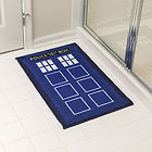 Doctor Who Massive Non-Stick TARDIS Bath Mat- Free Shipping!