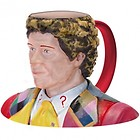 Doctor Who Ceramic 3D Mug – Colin Baker (6th Dr) Brand New