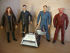 Doctor Who K9 tenth Doctor and Donna Noble figures