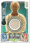 DR DOCTOR WHO ALIEN ATTAX 50TH ANNIVERSARY COSTUME CARD THE MASTER MINT