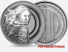 DOCTOR WHO – ROYAL MINT AMY POND COLLECTABLE MEDAL – 2010 RARE UK EXCLUSIVE