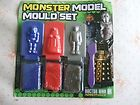 Doctor Who Monster Mould Kit Dalek Cyberman
