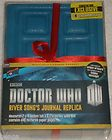 Doctor Who River Song Journal Convention Exclusive 2013 NEW MIB Dr.Who