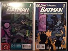 Batman 100 Pg Spectacular Blink & Don't Blink #1 Signed Set – Brian Stelfreeze