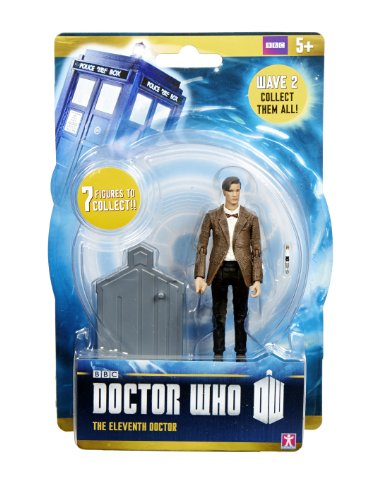 Doctor Who Wave 2 Action Figure – The 11th Eleventh Doctor (New)
