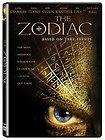 Zodiac  DVD Justin Chambers, Robin Tunney, Rory Culkin, William Mapother, Brad W