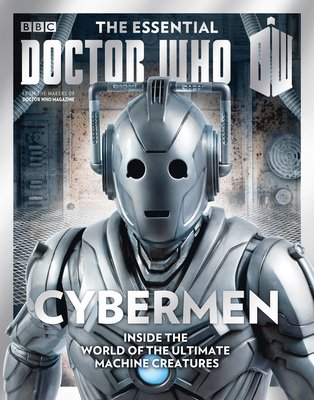 DR WHO BOOKAZINE THE ESSENTIAL DOCTOR WHO SERIES – CYBERMEN