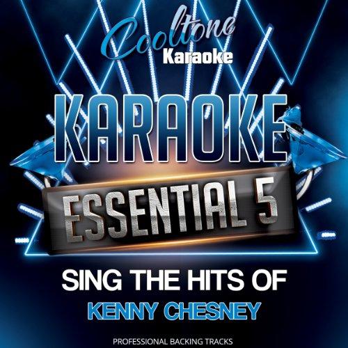 Don't Blink (Originally Performed by Kenny Chesney [Karaoke Version])