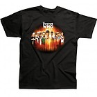 OFFICIAL DOCTOR WHO THE DOCTERS T SHIRT GIFT BLACK SHIRTS COTTON TEE MENS NEW