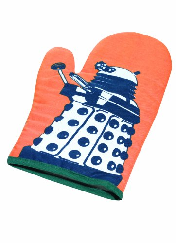 Dr Who Dalek Oven Glove