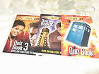 3 x Dr Who Quiz Books