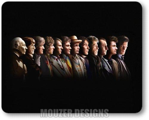 Doctor Who Neoprene Mousemat (Design 14)