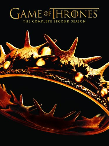Game of Thrones: The Complete Second Season [DVD] [Region 1] [US Import] [NTSC]