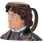 Doctor Who Ceramic 3D Mug –  Paul McGann (8th Dr) Brand New