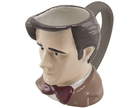 DOCTOR WHO Eleventh Doctor Collectors Ceramic 3D Mug (DR206)