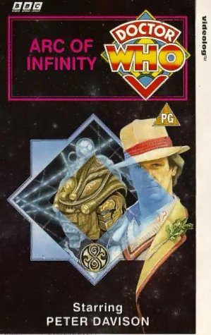 Doctor Who – Arc Of Infinity [1983] [VHS]