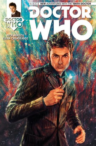 Doctor Who: The Tenth Doctor Vol.1