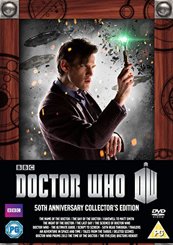 Doctor Who: 50th Anniversary Collectors Edition [DVD]